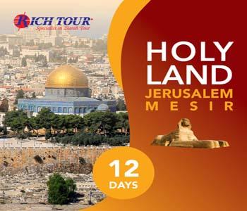 Jerusalem Mesir Sharm El Sheikh 12 H