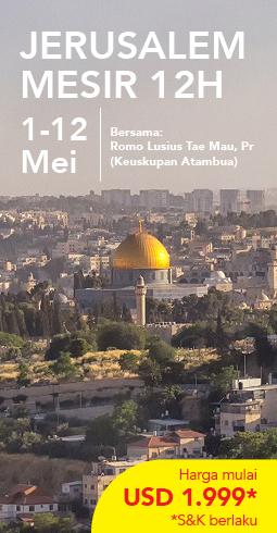 Jerusalem Lusius 255x490