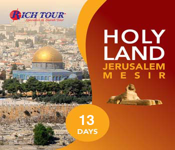 Jerusalem Mesir Sharm El Sheikh (Natal)