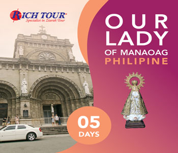 Our Lady of Manaoag Philipines