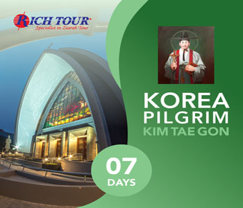 Korea Pilgrimage (Kim Tae Gon)