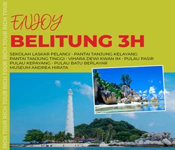 Enjoy Belitung